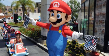 Presentan primer render del parque temático de Nintendo