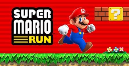 Ya puedes descargar <em>Super Mario Run</em>