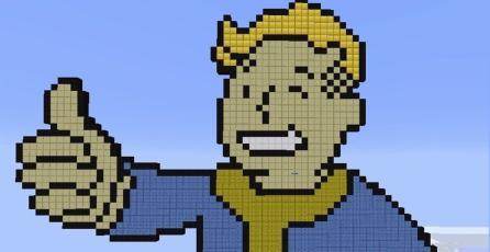 <em>Fallout</em> llegará a <em>Minecraft</em> con un nuevo DLC Pack