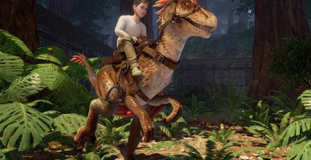 <em>ARK Park</em> llegará a PS VR e interactuará con <em>ARK: Survival Evolved</em>