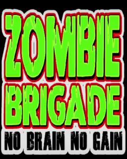 Zombie Brigade: No Brain No Pain