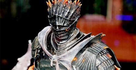 Morirás de la envidia con esta estatua de Soul of Cinder