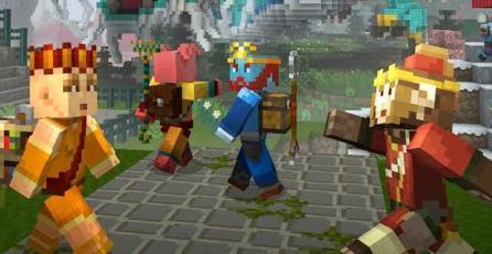 Nuevos soundtracks de <em>Minecraft</em> llegarán esta semana
