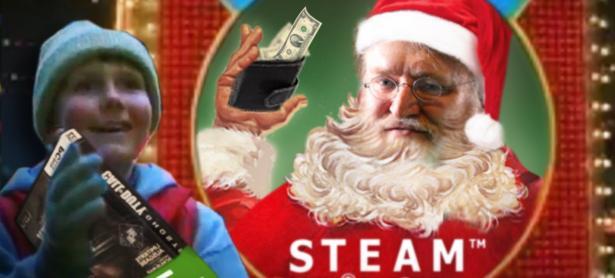 Entérate de cuando comienzan las ventas de Navidad de Steam