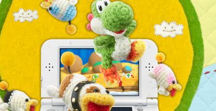 Ve aquí el nuevo trailer de <em>Poochy & Yoshi's Woolly World</em>