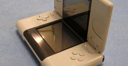 Mira el prototipo del Nintendo DS