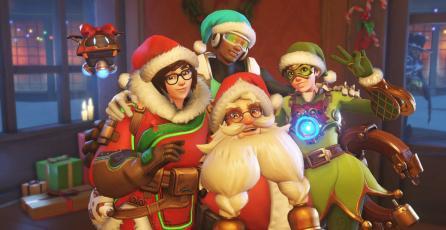Los eventos navideños en videojuegos que puedes disfrutar ahora mismo