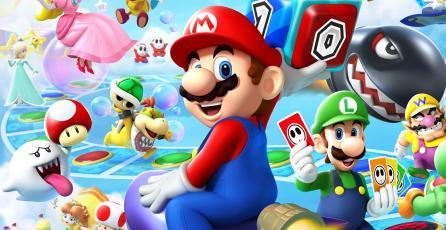 Nintendo lanza <em>Mario Party 2</em> en la Consola Virtual de Wii U
