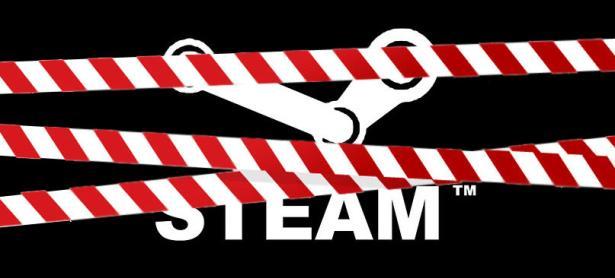 Steam está completamente caído