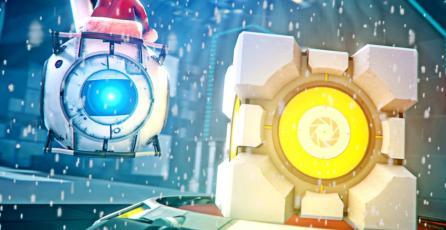 Las torretas de <em>Portal</em> te traen ciencia para esta navidad