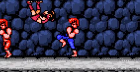 Anuncian <em>Double Dragon IV</em> para PlayStation 4 y PC