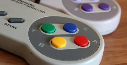 Nintendo registra marca relacionada con el control de SNES