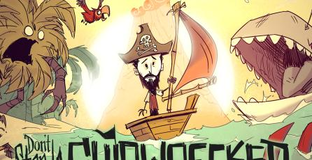 <em>Don't Starve: Shipwrecked</em> llega a iPhone y iPad