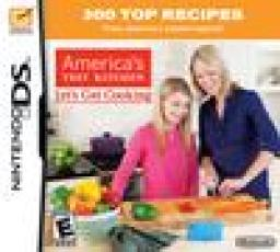 Americas Test Kitchen: Lets Get Cooking