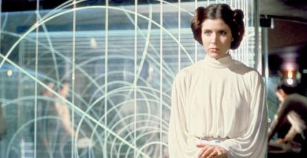Jugadores de <em>Star Wars The Old Republic</em> rinden homenaje a Carrie Fisher