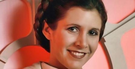 Rinden homenaje a Carrie Fisher en <em>Star Wars: The Old Republic</em>