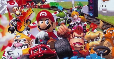 Mañana llega <em>Mario Kart 64</em> a Wii U