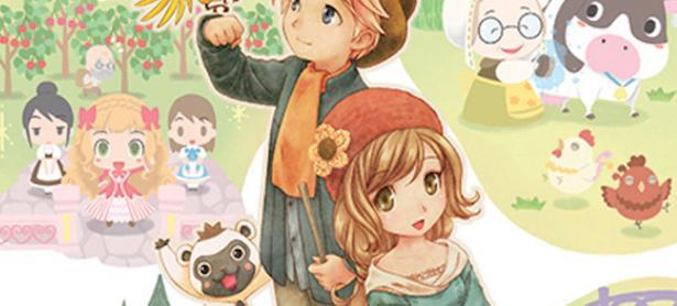 Revelan nuevas imágenes de <em>Story of Seasons</em>
