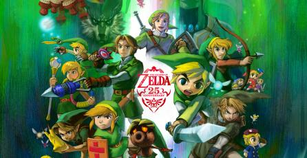 Así luce la edición especial del soundtrack de <em>The Legend of Zelda</em>