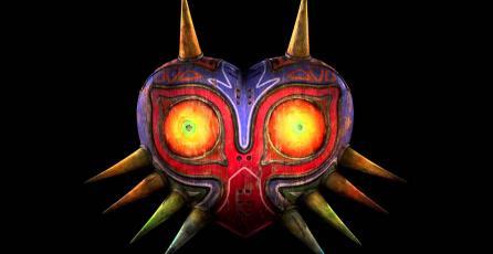 Lanzarán máscara de Majora en tamaño real