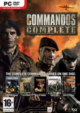 Commandos Complete