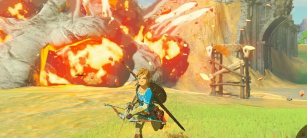 RUMOR: <em>Zelda: Breath of the Wild </em>sí debutará junto al Switch