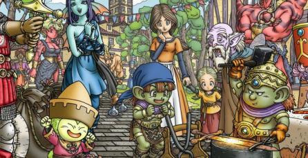 Square Enix quiere que <em>Dragon Quest</em> sea más popular en Occidente
