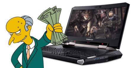 El nuevo Predator 21 X de Acer te costará unos USD $9.000