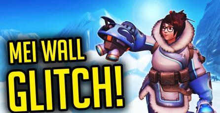 Jugadores de <em>Overwatch </em>están hartos del exploit de la muralla de Mei