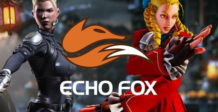 Echo Fox firma a Justin Wong, Tokido, Momochi, Sonic Fox y más para su escuadra FGC