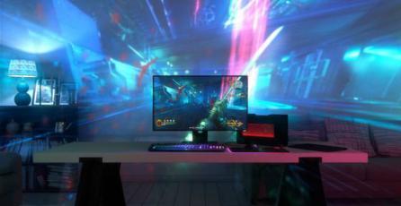 Razer muestra proyector que extiende el gaming a todo tu cuarto