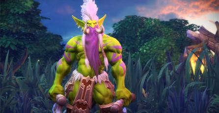 Blizzard presenta al nuevo personaje de <em>Heroes of the Storm</em> Zul'jin