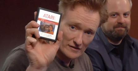 Clueless Gamer de Conan O'Brien tendrá su propia serie