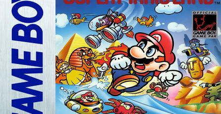 "<em>Super Mario Land</em> ""revive"" en <em>Super Mario Maker</em>"