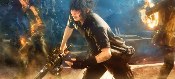 <em>Final Fantasy XV</em> ya distribuyó más de 6 millones de copias