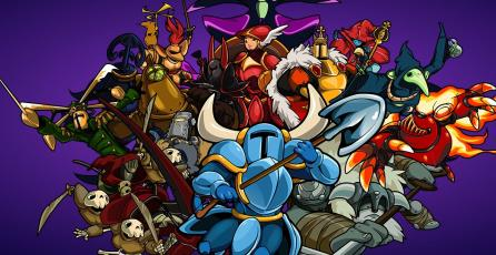 <em>Shovel Knight</em> llegará a Nintendo Switch