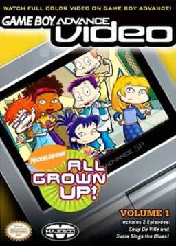 All Grown Up!: Game Boy Advance Video Volume 1