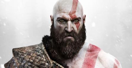 Revelan nuevos artes conceptuales de <em>God of War</em>