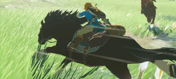 Revelan cuánto pesará <em>The Legend of Zelda: Breath of the Wild</em>