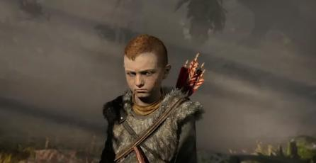 Revelan nombre del hijo de Kratos