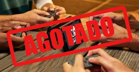 Preventas de Nintendo Switch se agotan en GameStop