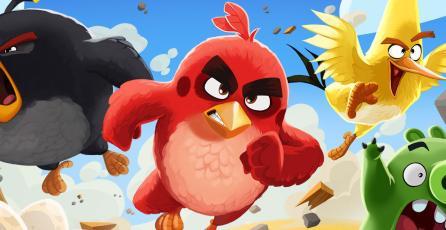 Creadores de <em>Angry Birds</em> desarrollarán MMOs
