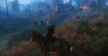 Nuevo mod para <em>The Witcher: Wild Hunt</em> mejora su aspecto gráfico