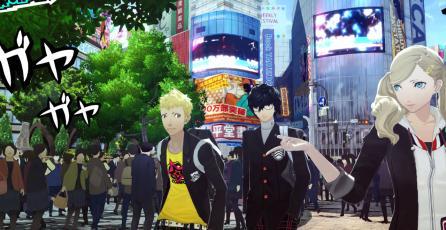 Liberan nuevo trailer de <em>Persona 5</em>