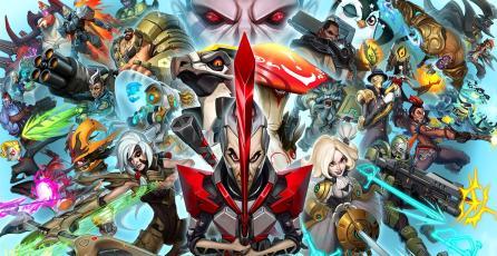 El material pornográfico de <em>Battleborn</em> es más popular que el juego