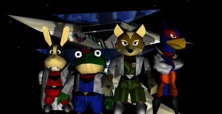<em>Star Fox 64 </em>llegará mañana a CV de Wii U