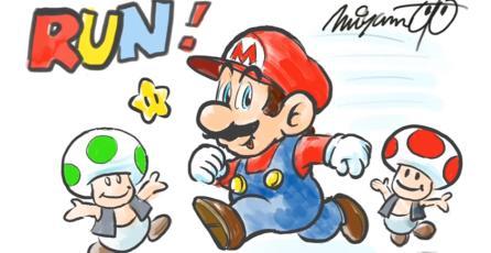 """<em>Super Mario Run</em> llegará a Android en """"algún momento de marzo"""""""