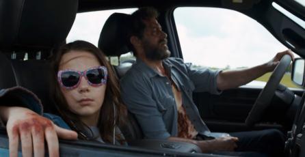 Estrenan nuevo y violento tráiler de <em>Logan</em>