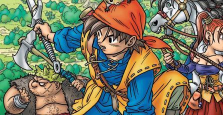 Éste es el trailer de lanzamiento de <em>Dragon Quest VIII</em> para 3DS