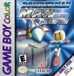 Bomberman Max - Blue: Champion